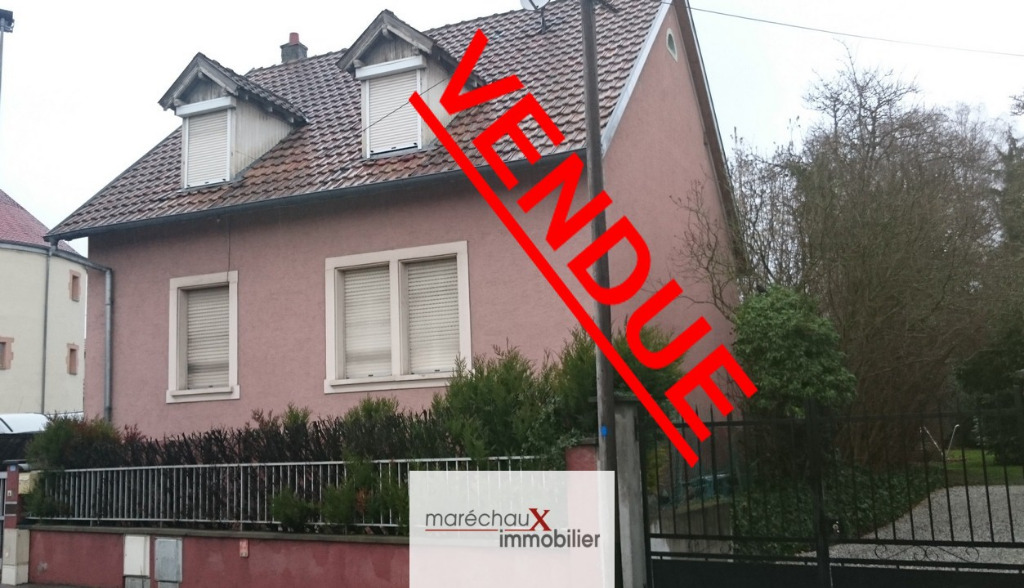 Achat Vente Maison De 5 Pi 232 Ces 224 Mulhouse Dornach