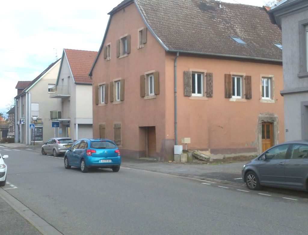 Garage rixheim amp autos voitures sans permis 5 a rue ile napol on 68170 rixheim adresse - Garage mercedes mulhouse ...