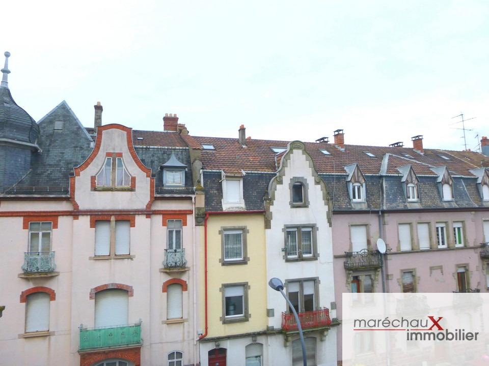 Achat vente appartement de 3 pi ces mulhouse for Appartement atypique mulhouse