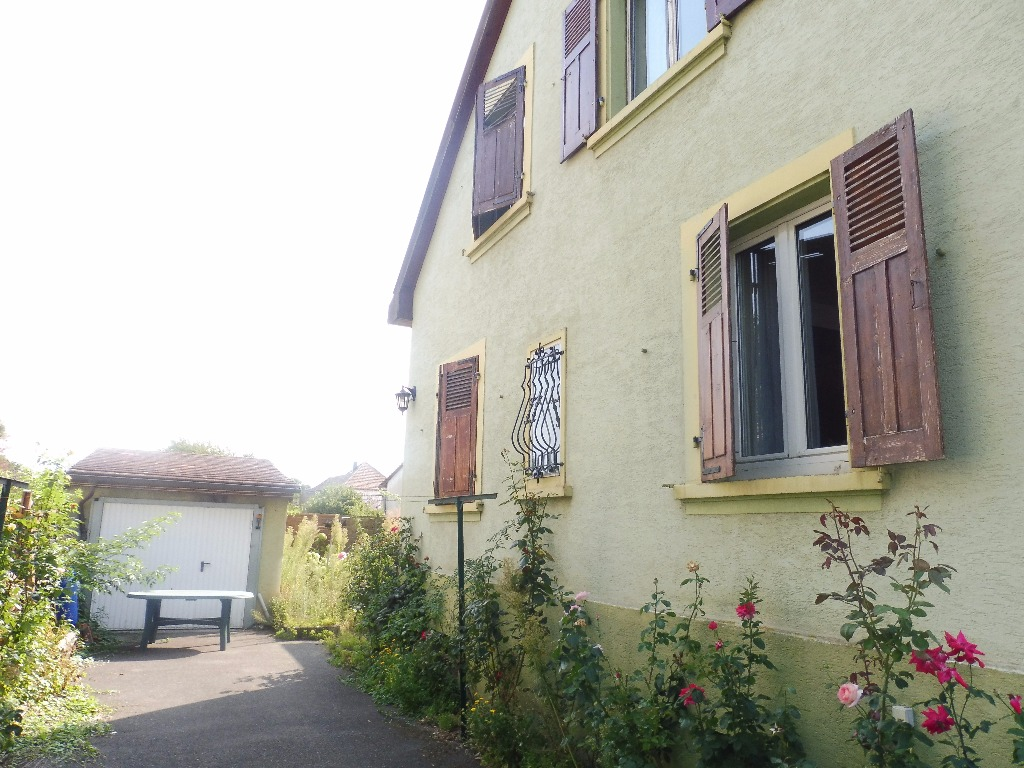 Mar chaux immobilier agence immobili re mulhouse for Achat maison kingersheim