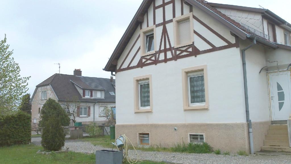 Achat vente maison de 4 pi ces kingersheim 68260 for Achat maison 45