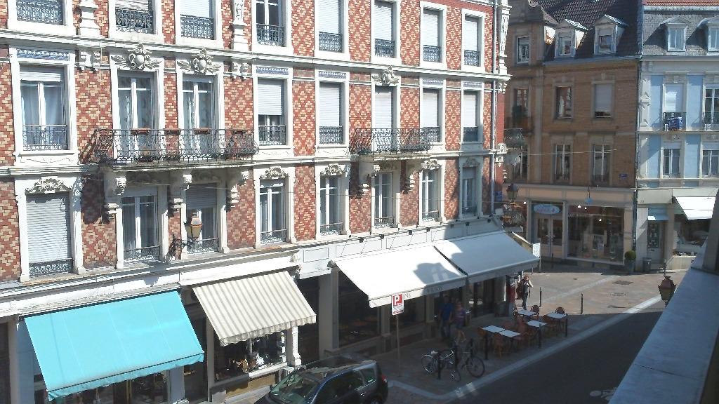 Achat vente appartement de 1 pi ces mulhouse for Appartement atypique mulhouse